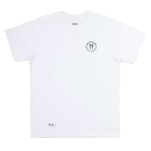 [히스터]ORIGINAL LOGO T-SHIRTS WHITE