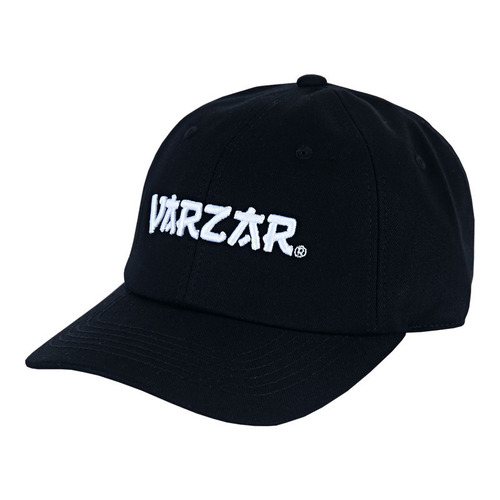 [바잘] varzar 3D logo ball cap black