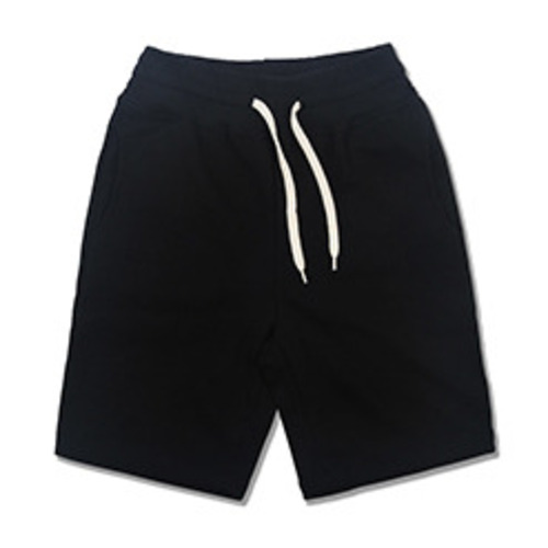 [코이그레이]sweat short pants (black)