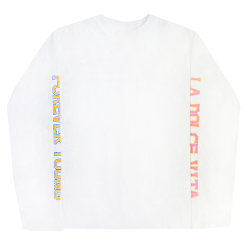 [필이너프]feelenuff X nameout L/S IVORY