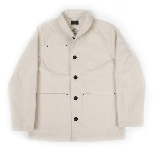 [오버댓]30's U.S.NAVY SHAWL COLLAR JACKET (natural)