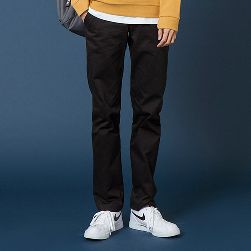 [시에스타]SIESTA CHINO PANTS [BLACK]