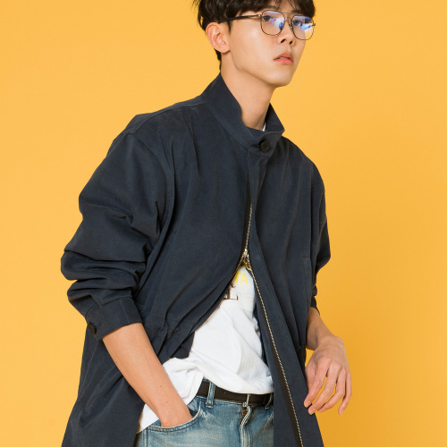 [시에스타] SIESTA SAFARI JACKET [NAVY]