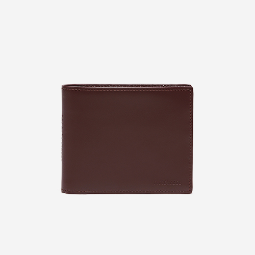 [피스메이커]LEATHER PIECE MANS WALLET (WINE)