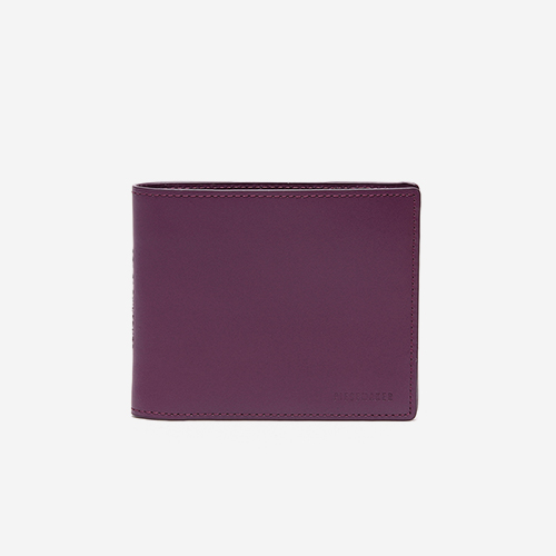 [피스메이커]LEATHER PIECE MANS WALLET (PURPLE)