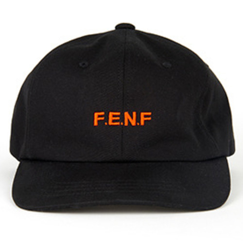 [필이너프]F.E.N.F LOGO CAP(ORANGE)