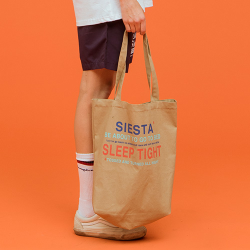 [시에스타]SIESTA SHOULDER BAG [BEIGE]