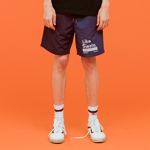 [시에스타]SIESTA HALF PANTS [NAVY]