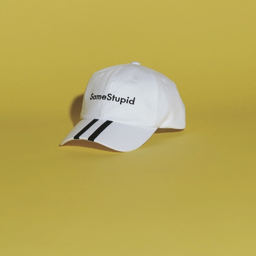 [세임스튜핏]SameStupid Cap (White)