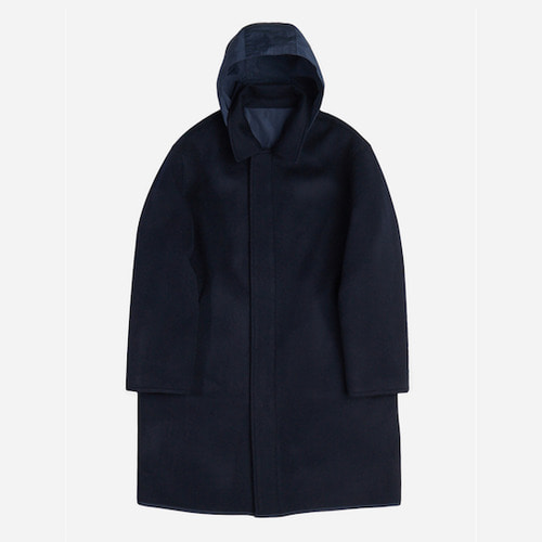 [그랑바트망]ARCHITECT reversible coat navy