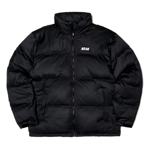 [네스티킥][NSTK] LIKE FURY PADDING JACKET (BLK)