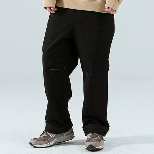 [시에스타] SIESTA WIDE OUT PANTS [BLACK]