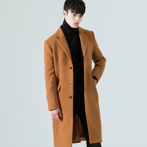 [시에스타] STANDARD COAT [BROWN]