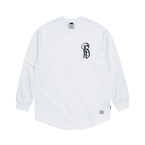 [스티그마]STIGMA LTD LAYERD LONG SLEEVES T-SHIRTS WHITE