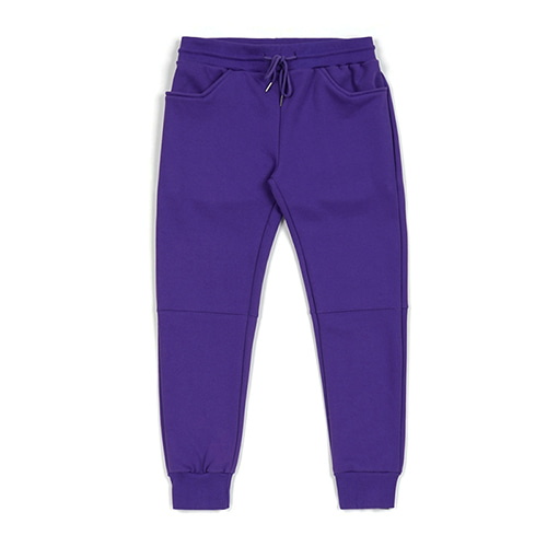 [스티그마]STIGMA BLANK HEAVY SWEAT JOGGER PANTS VIOLET