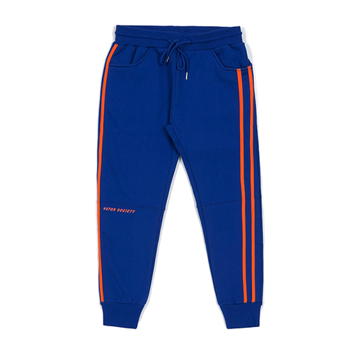 [스티그마]STIGMA LINE SPORTS HEAVY SWEAT JOGGER PANTS BLUE