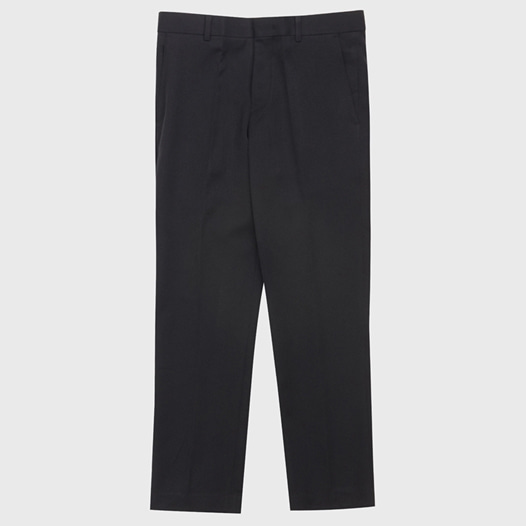 [모노소잉]MONO SLIM TROUSER(BLACK)