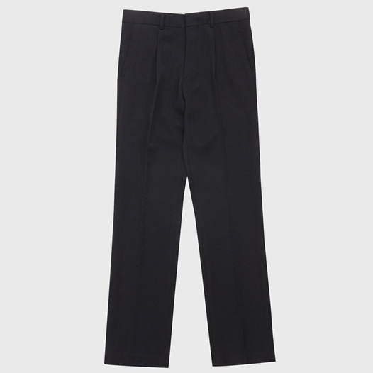 [모노소잉]MONO WIDE TROUSER(BLACK)
