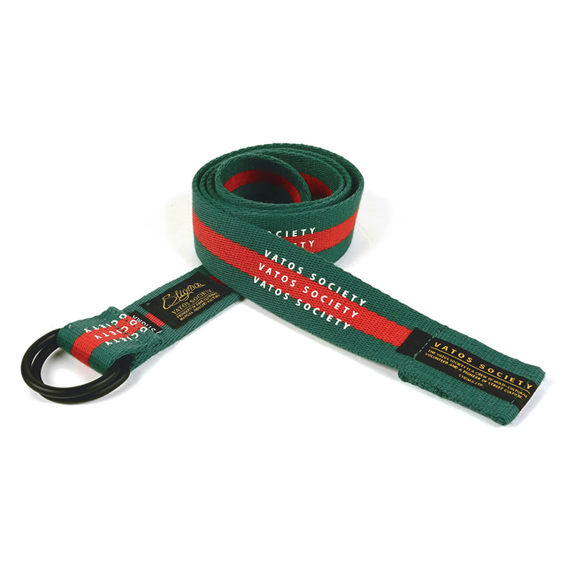 [스티그마]STIGMA VS LONG WEB BELT GREEN