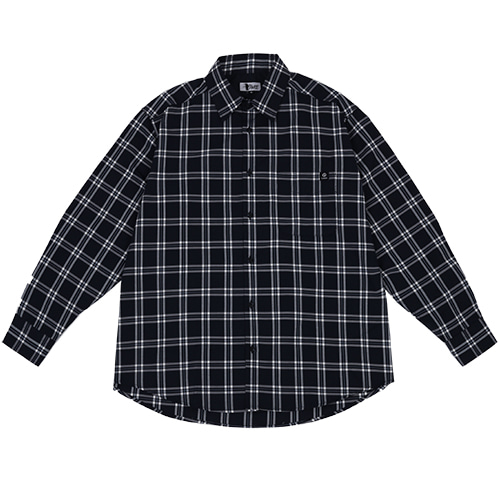 [아이즈스케이트]AIZ CHECK SHIRTS - BLUE
