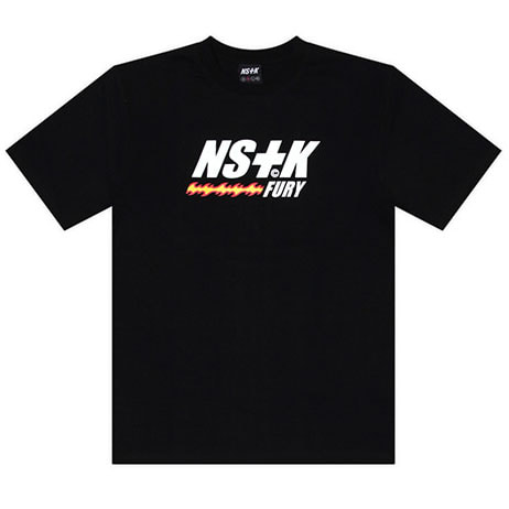 [네스티킥]LIKE FURY TEE BLACK