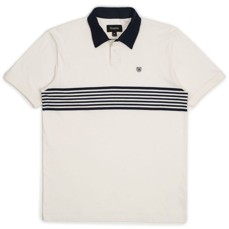 [브릭스톤]TIPTON S/S POLO OFF WHITE