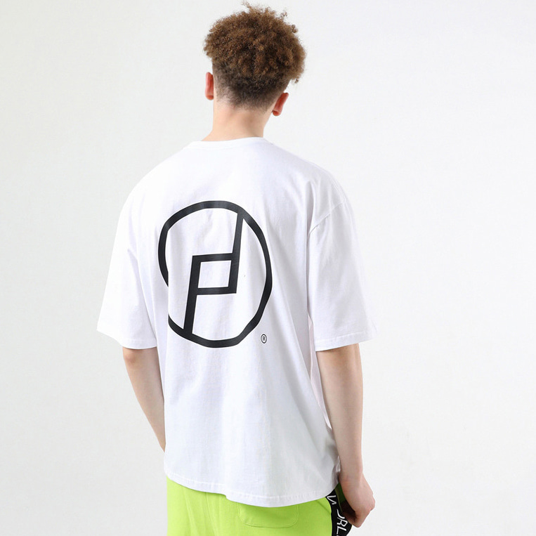 [패티즘]FTSHM BIG LOGO OVER TEE WHITE