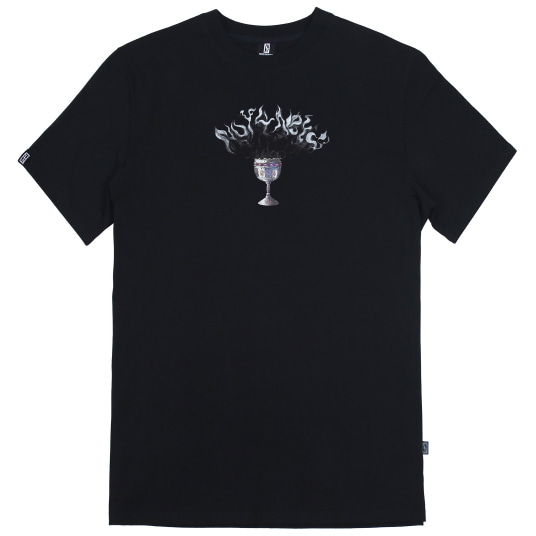 [낫포너드]Holy Grail T-Shirts Black
