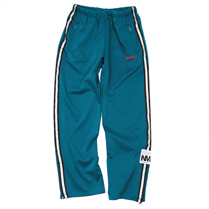 [노매뉴얼]NM EMBLEM JERSEY TRAINING PANTS - VIRIDIAN