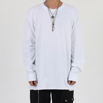 [이노반트]basic long sleeve (white)