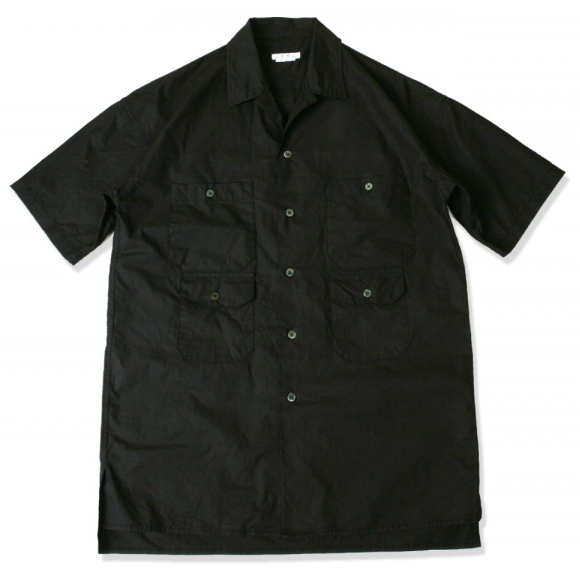 [스웰맙]4PL SHIRTS -BLACK-