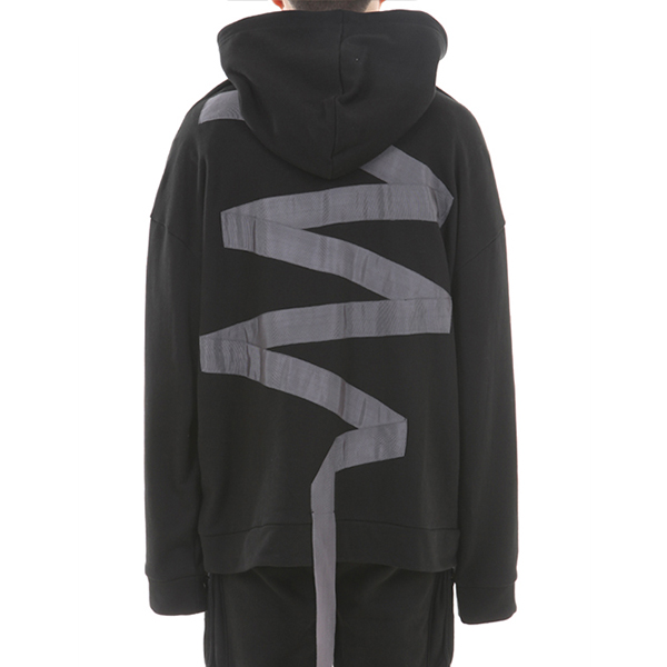 [랑베르시오] Back Point Hoody