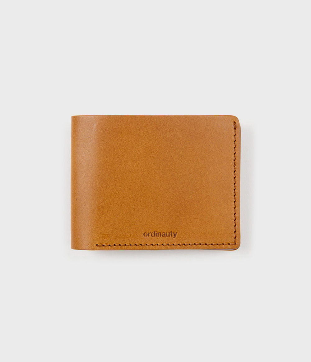 [오디너티]CON PANNA BROWN (Buttero, Italy vegetable leather)
