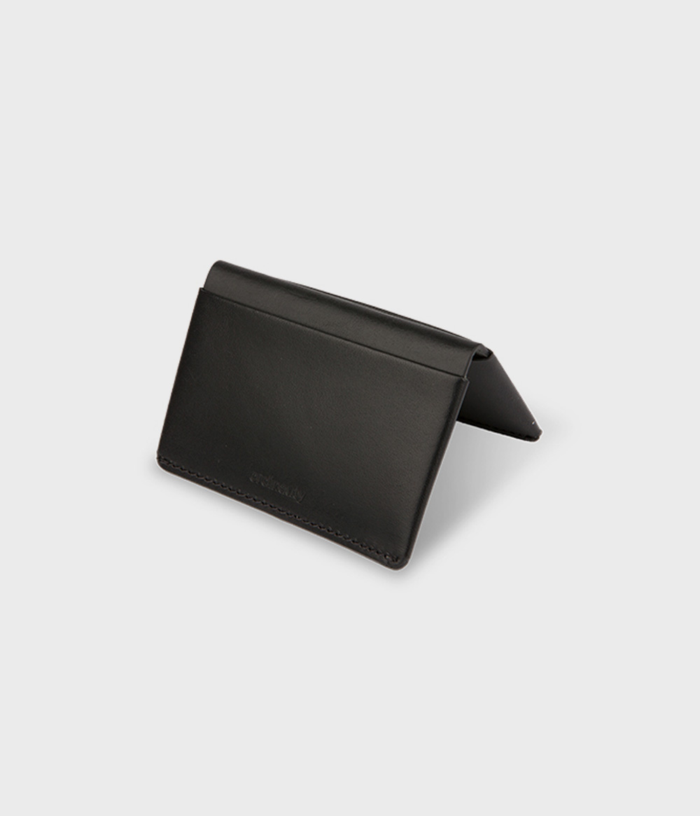 [오디너티]BROWNIE BLACK (Buttero, Italy vegetable leather)