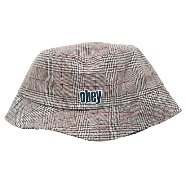 [오베이]DAYTON BUCKET HAT - KHAKI MULTI 버킷햇