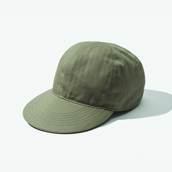 [아웃모드] A-3 MECHANIC CAP - KHAKI