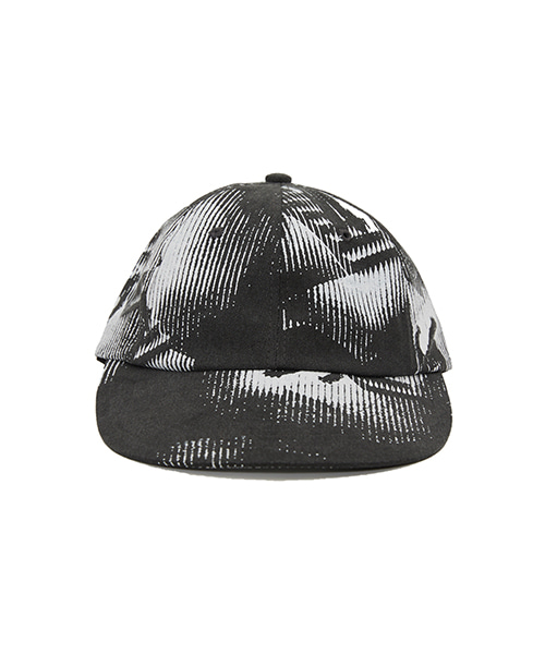 [예스아이씨]Y.E.S UNSTABLE CAP BLACK