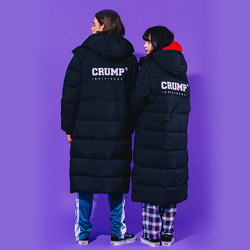 [크럼프]Crump basic long padding (CO0020)