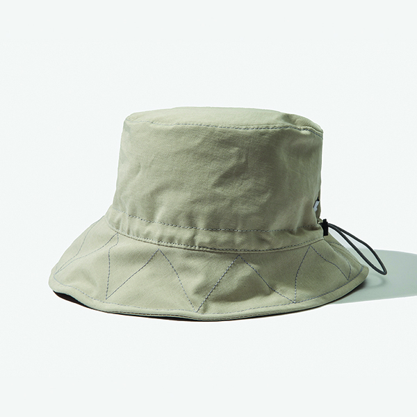 [아웃모드] NPC STOPPER BUCKET HAT - BEIGE