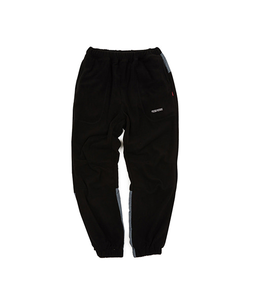 [예스아이씨]FLEECE JOGGER PANTS BLACK
