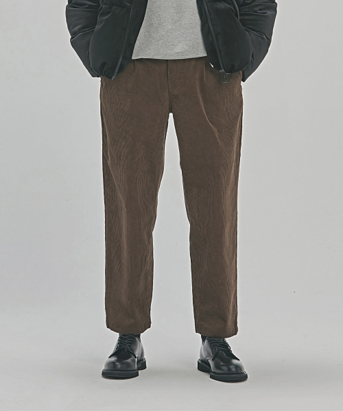 [프리즘웍스]Haworth corduroy pants _ brown