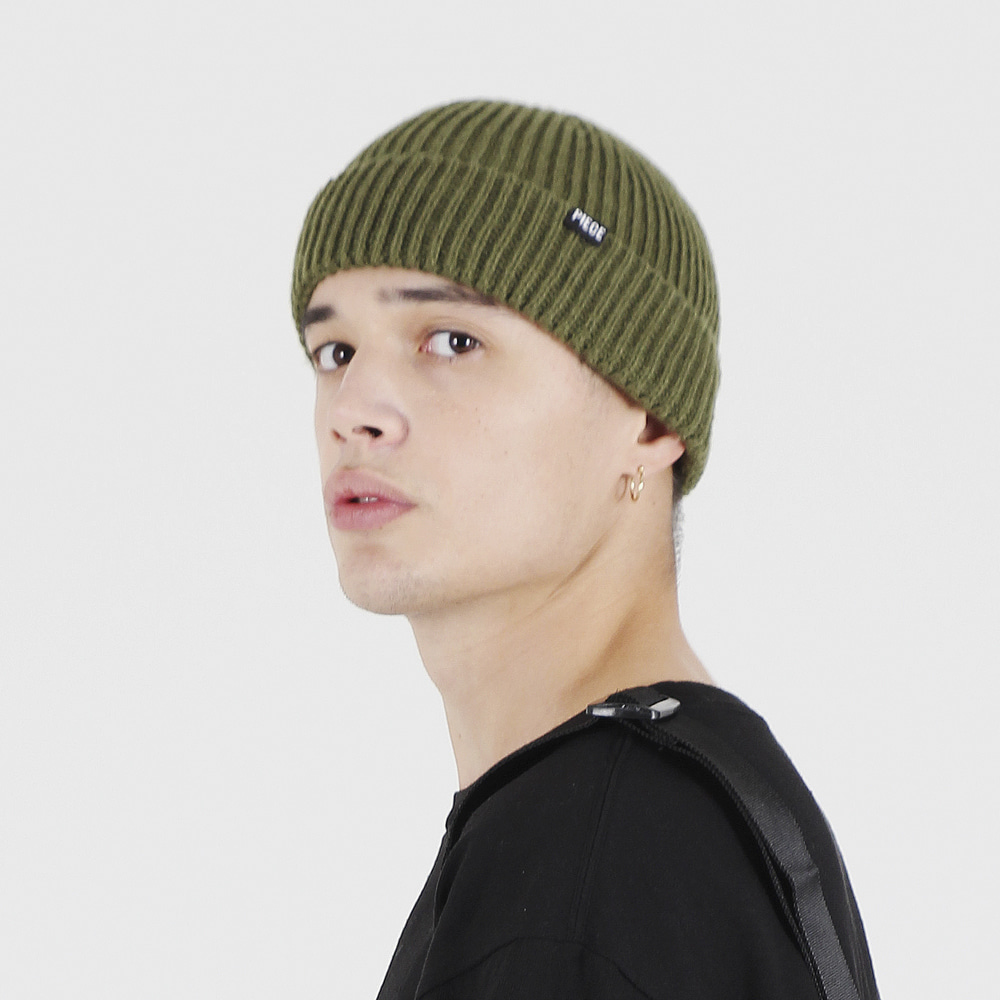 [피스메이커]PIECE WATCH CAP (OLIVE)