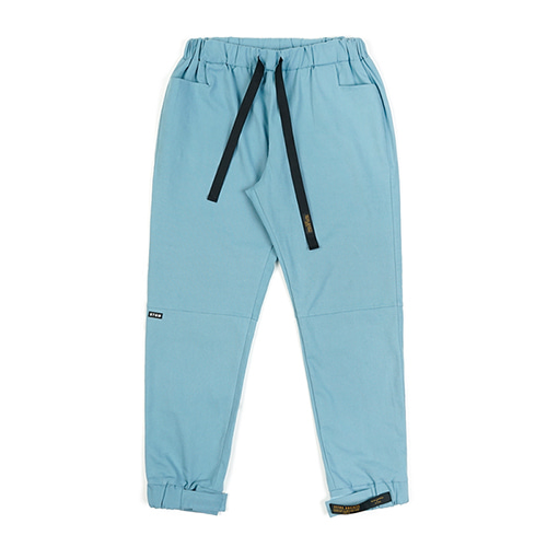 [스티그마]STIGMA STGM OXFORD WIDE JOGGER PANTS SKYBLUE