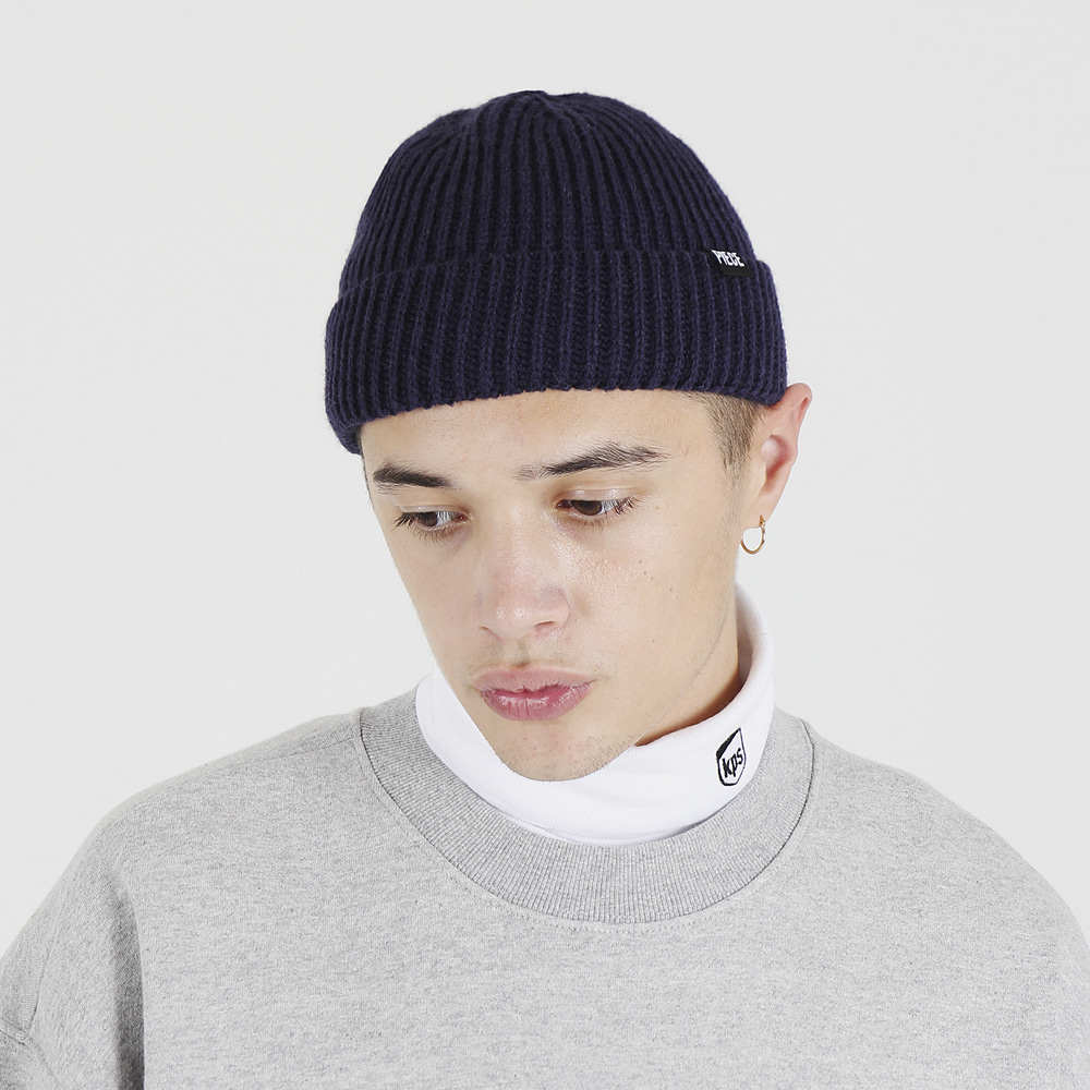 [피스메이커]PIECE WATCH CAP (NAVY)