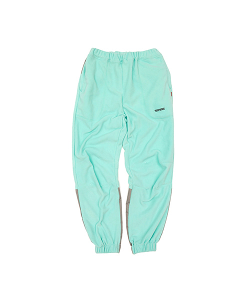 [예스아이씨]FLEECE JOGGER PANTS AQUA