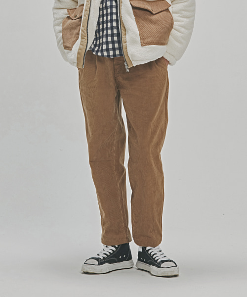 [프리즘웍스]Haworth corduroy pants _ beige