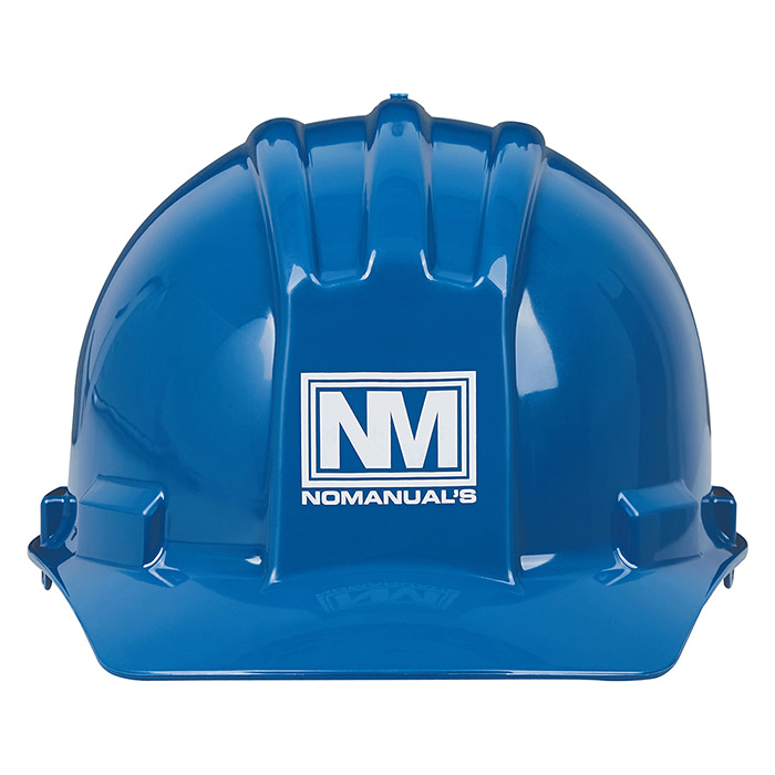 [노매뉴얼]NM SAFETY HELMET