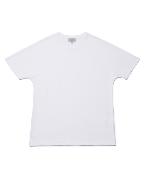 [뮤트커먼센스]incision t-shirt (White)