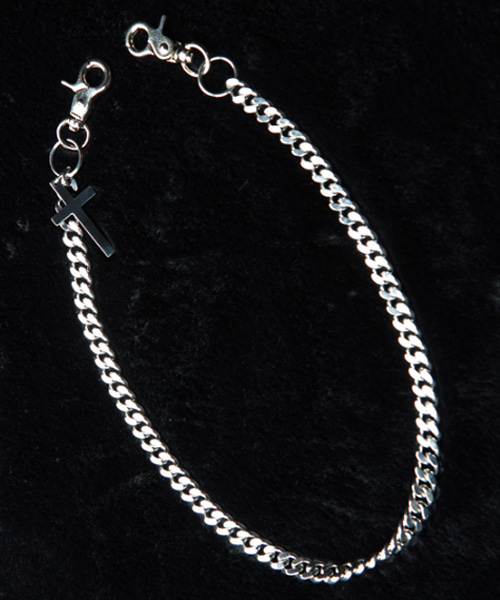 [디베르그] 'The Cross' Chain B type [Surgical Steel]