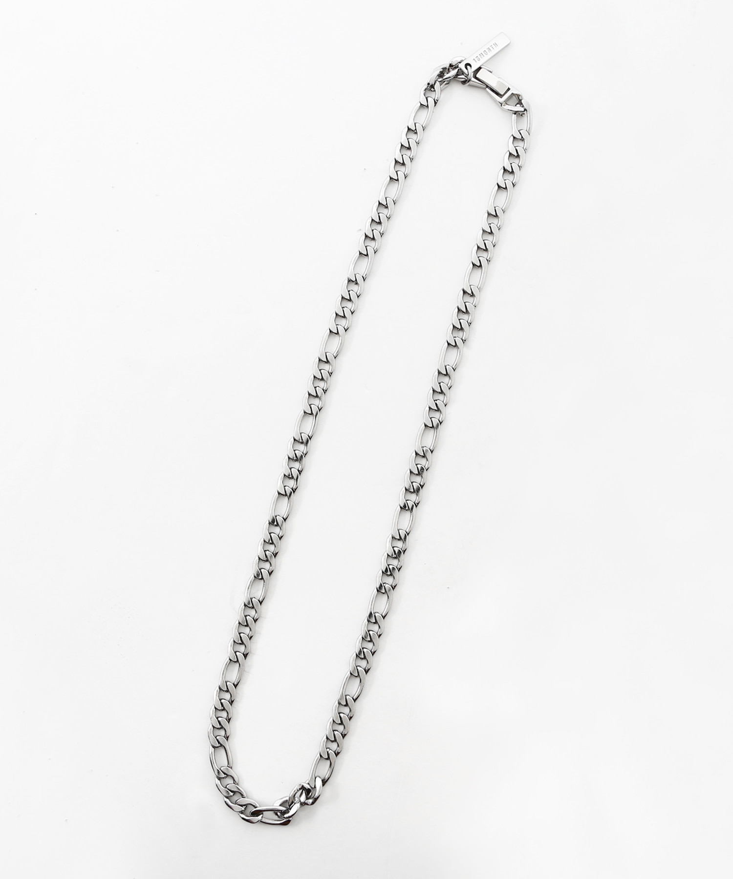 [써틴먼스] SLIM CHAIN NECKLACE (SILVER)